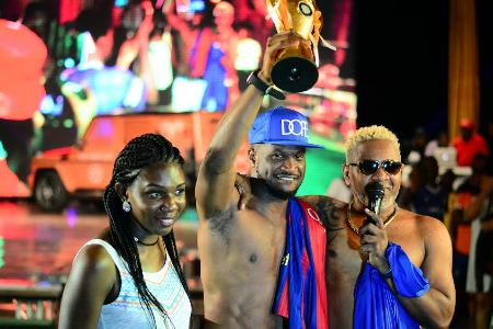 Fans were stunned at the magical Merrybet Celebrity FC