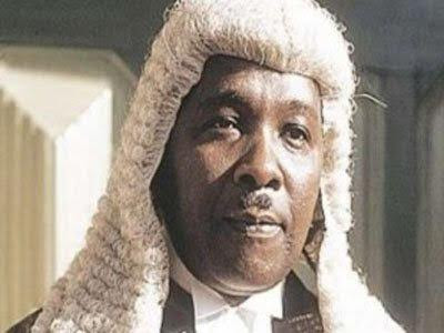 AGF accuses Justice Adeniyi Ademola of collecting N8m car gift through his son