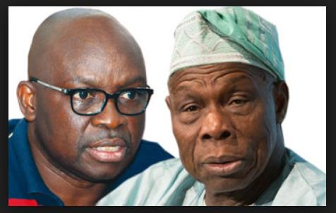 He speaks to remain relevant – Fayose blasts Obasanjo