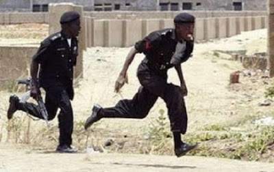 Bank Robbery: Policemen remove uniform, run for their life in Delta state