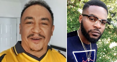 """""""I Stand With Falz"""" – Daddy Freeze Shades 9ice."""