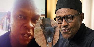 Court frees man that named his dog 'Buhari'