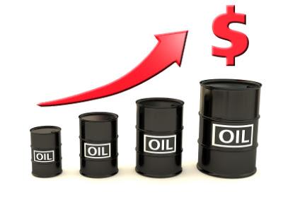 Oil price hits $50 per barrel