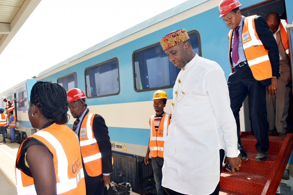 $1.5 billion loan for Lagos-Ibadan railway stuck