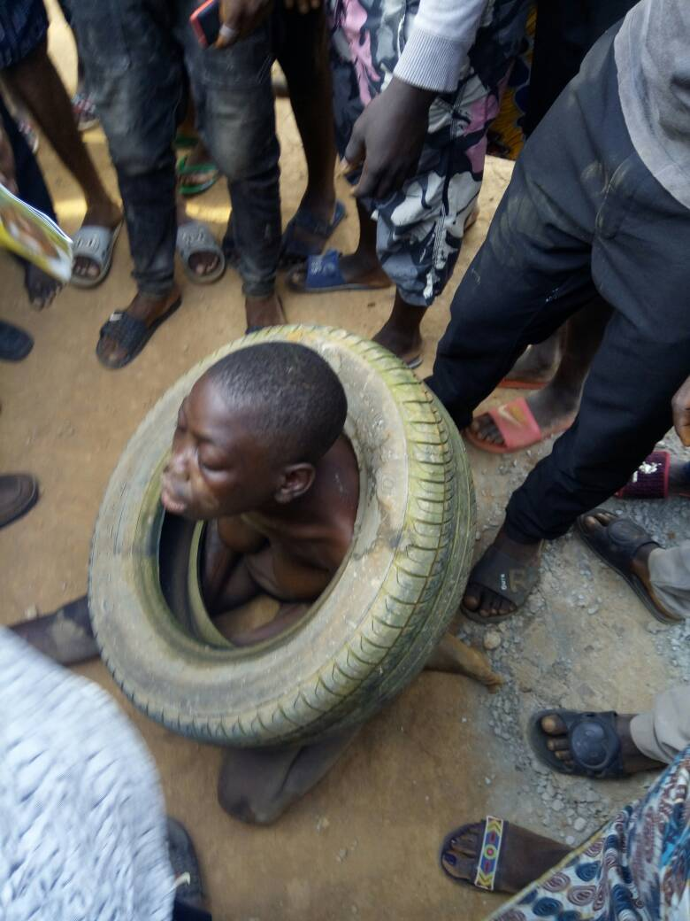 Female kidnapper nabbed after she kidnapped 2 school children in Lagos