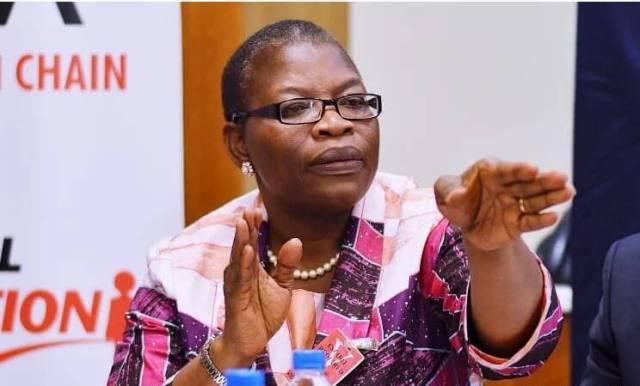 I Will Crush Buhari And Atiku – Female Presdential candidate Oby Ezekwesili says