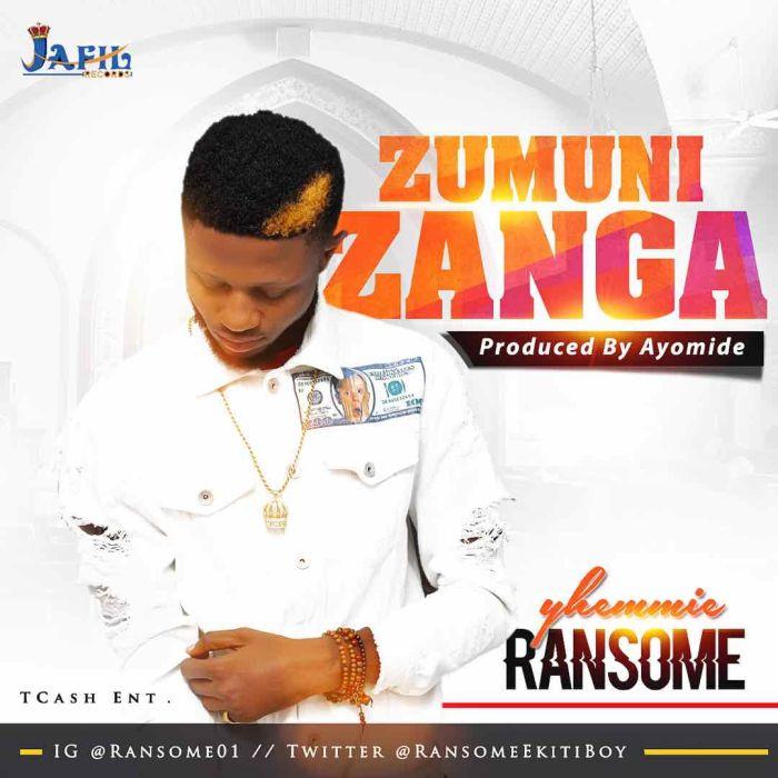 Yhemmie Ransome – Zumunizanga (Official Video)
