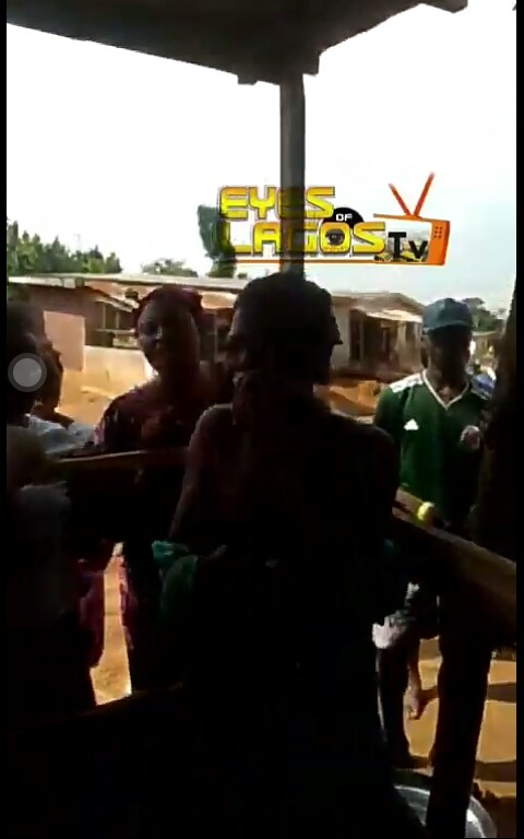 Woman Nabbed After Stealing A Pant In Lagos