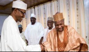 Masari To Buhari: Your Promised 3m Votes Intact Despite Postponed Elections