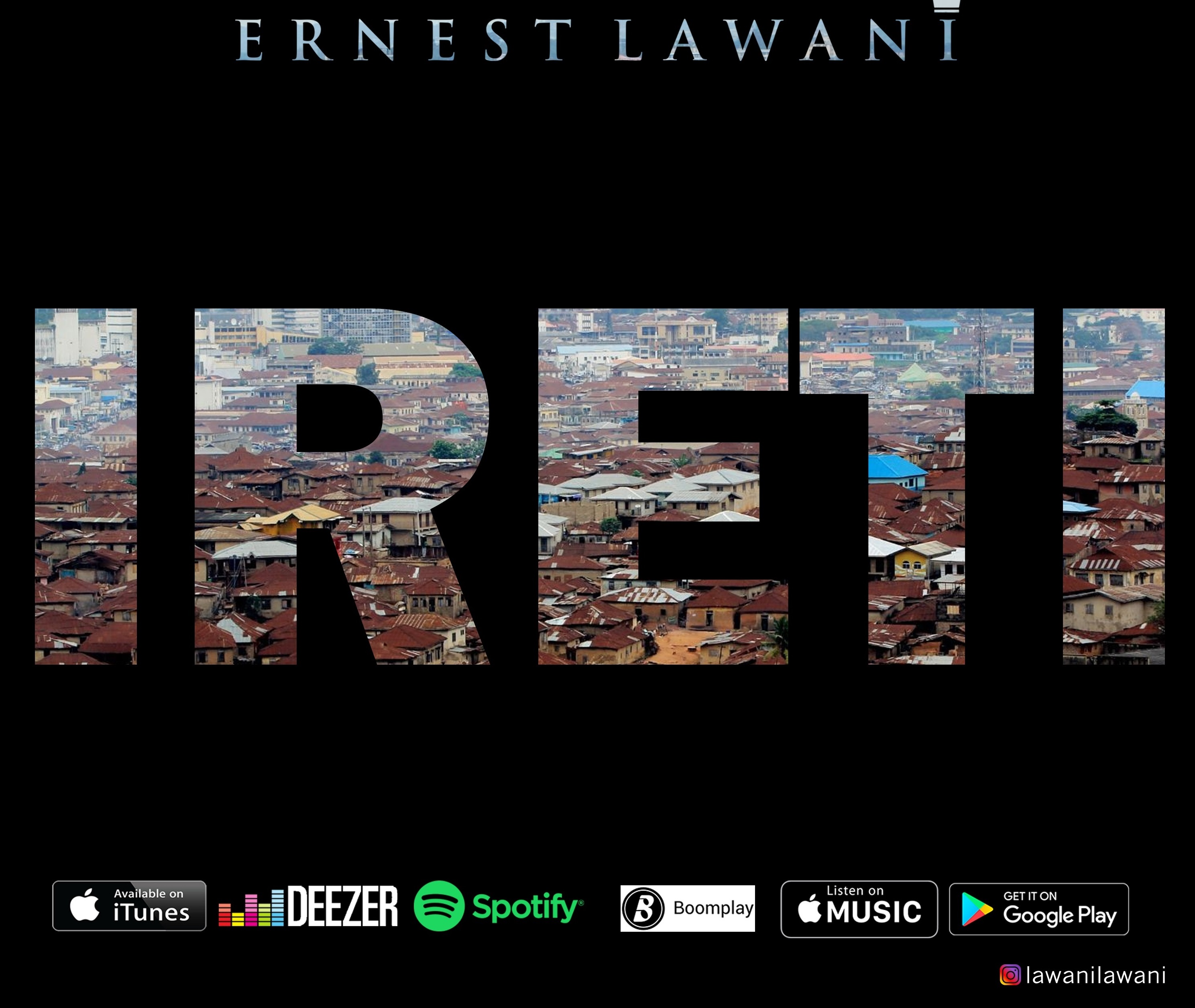 [MUSIC] ERNEST LAWANI – IRETI @ernestlawani @Basebabaonline