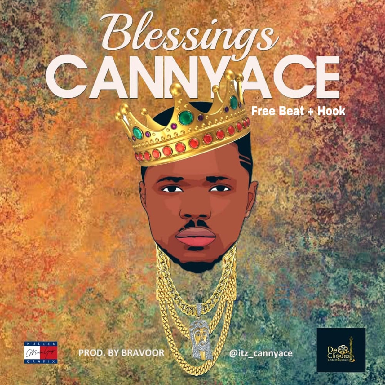 Freebeat + Hook: CannyAce- Blessings