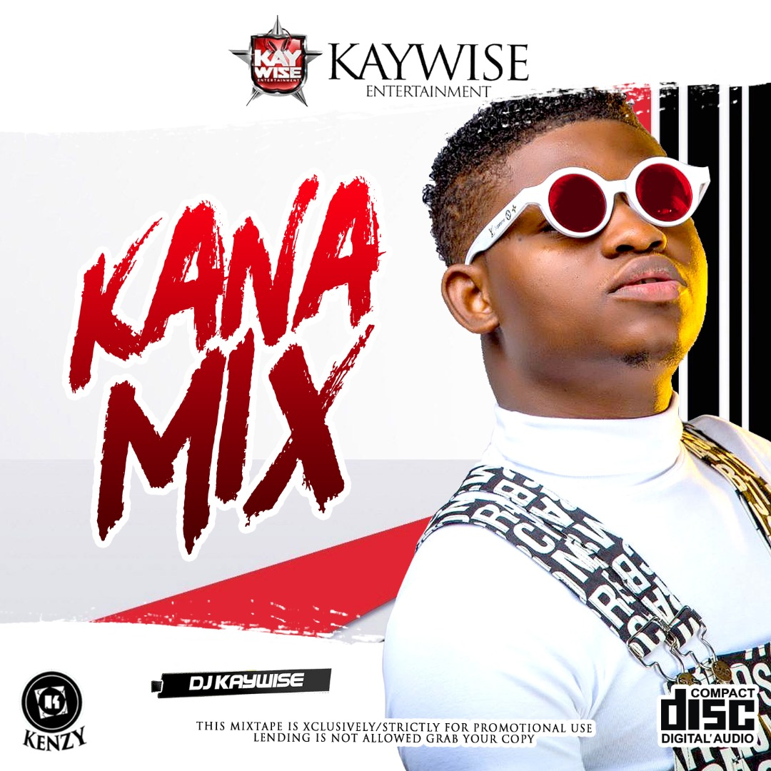 DJ KAYWISE – KANA SPECIAL MIX