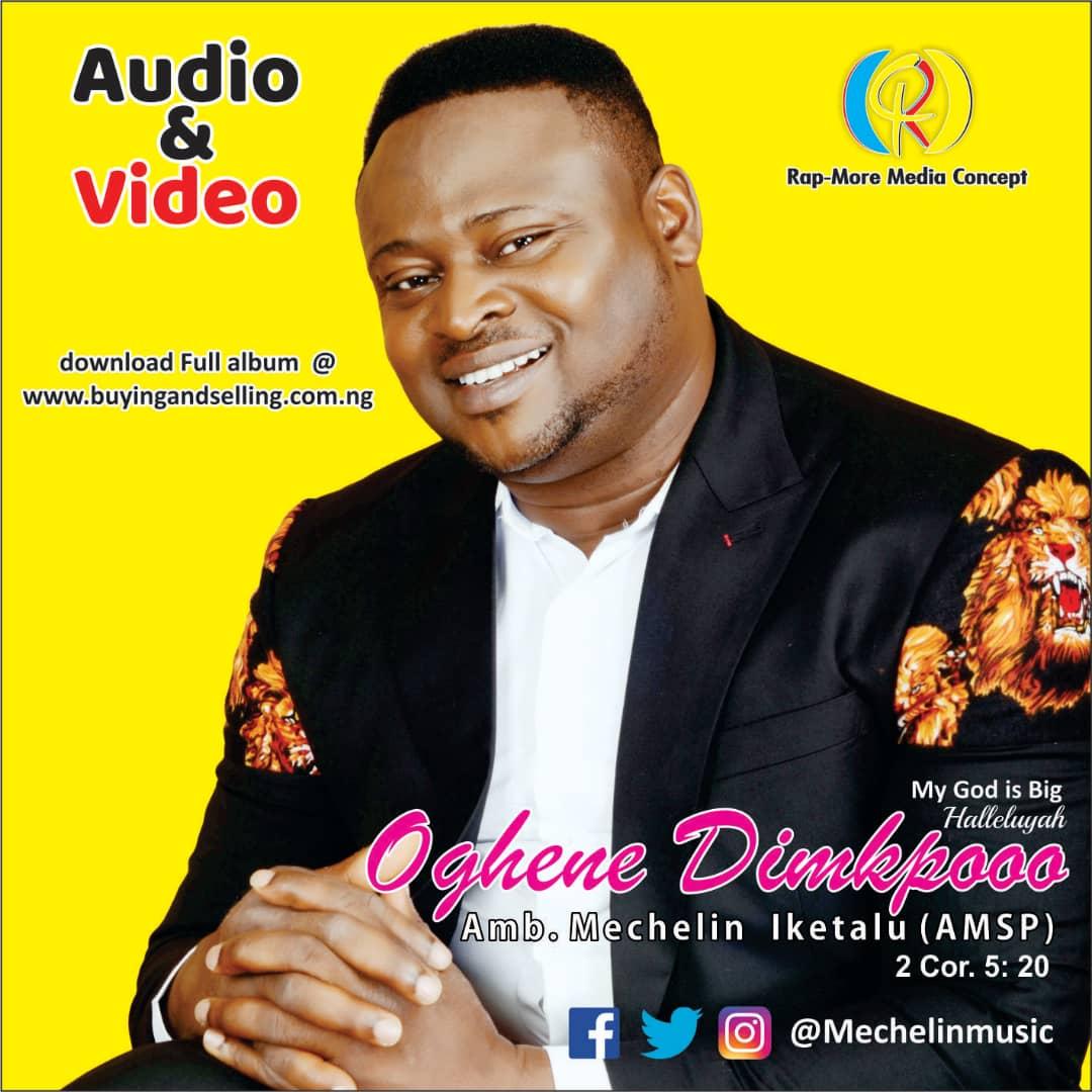 VIDEO & AUDIO: Amb. Mechelin Iketalu (AMSP) – Oghene Dimpkooo