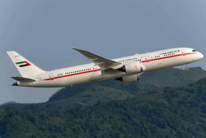 Etihad Airways deploys Boeing Dreamliner on Lagos route