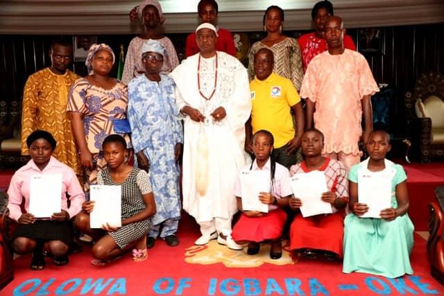 5th Coronation Anniversary: Olowa Extols Good Virtues Of Elerinmo