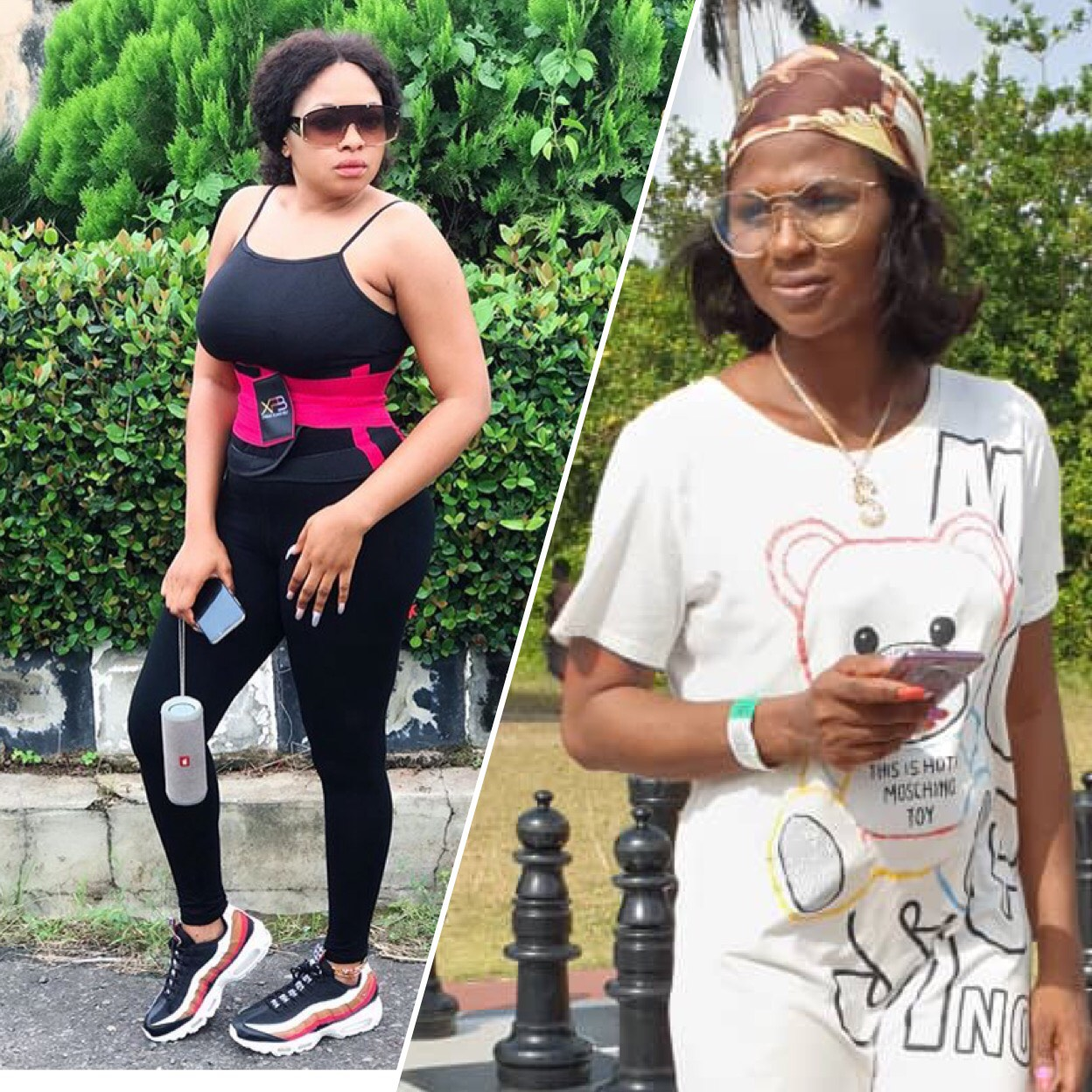 Funmi Awelewa hires Constance Asiotu as her personal manager