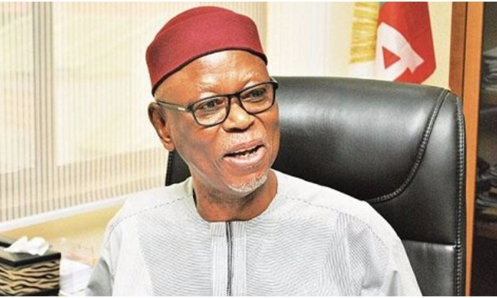 Nigeria were once ahead of Brazil, India  at that time – Oyegun