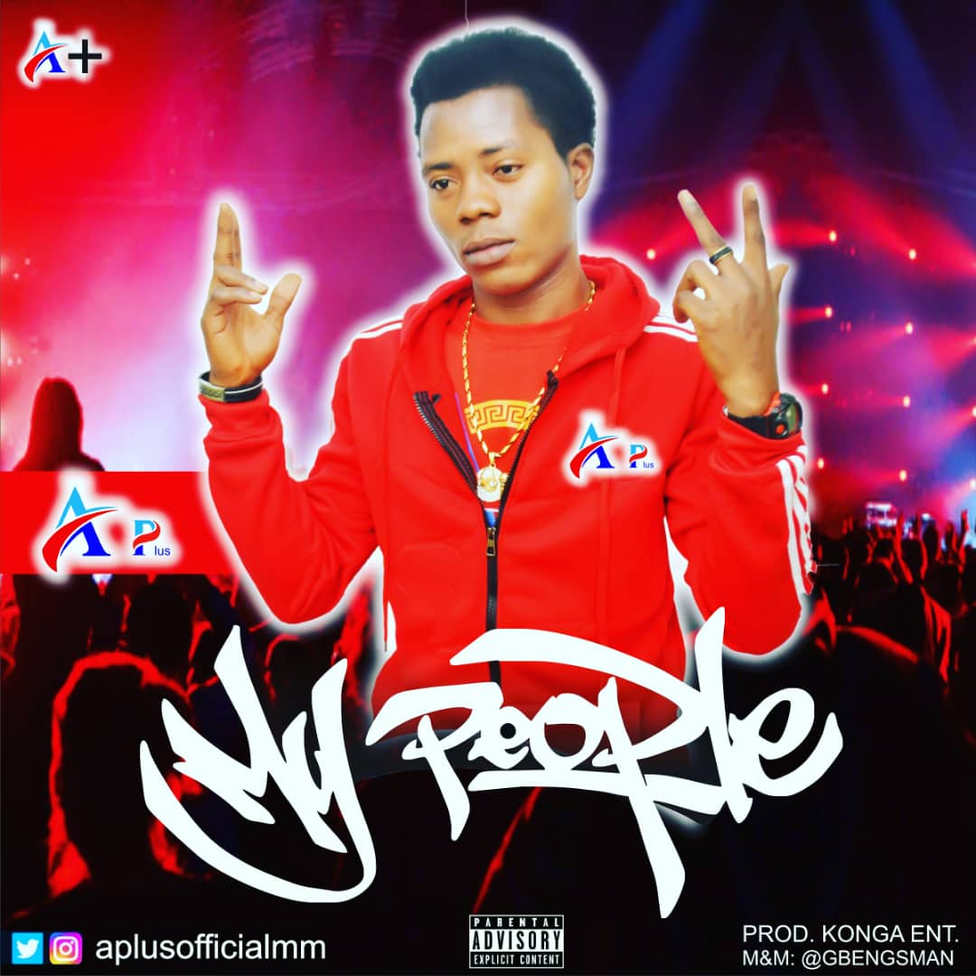 [MUSIC] A Plus – My People