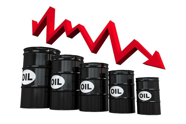 Oil Prices Fall As Market Eyes Trade War