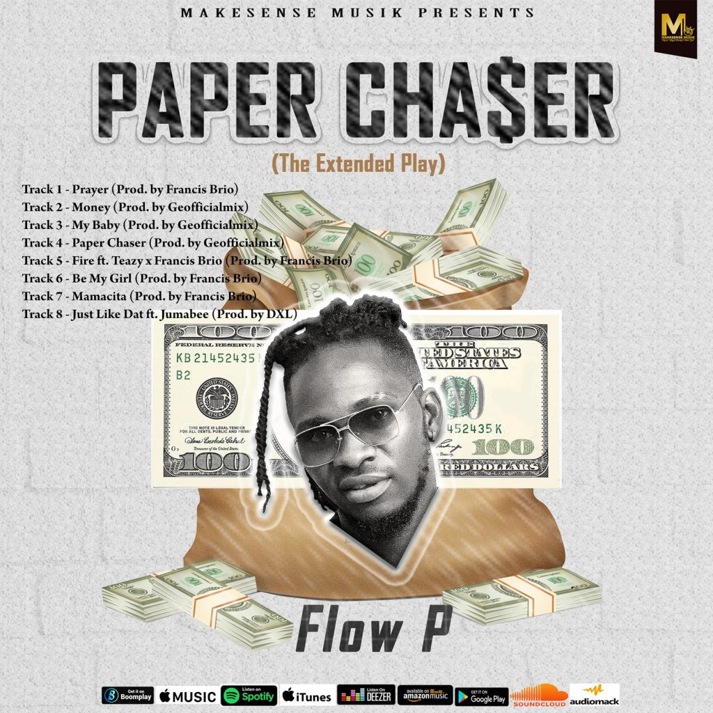 Flow P – Paper Chaser (EP)