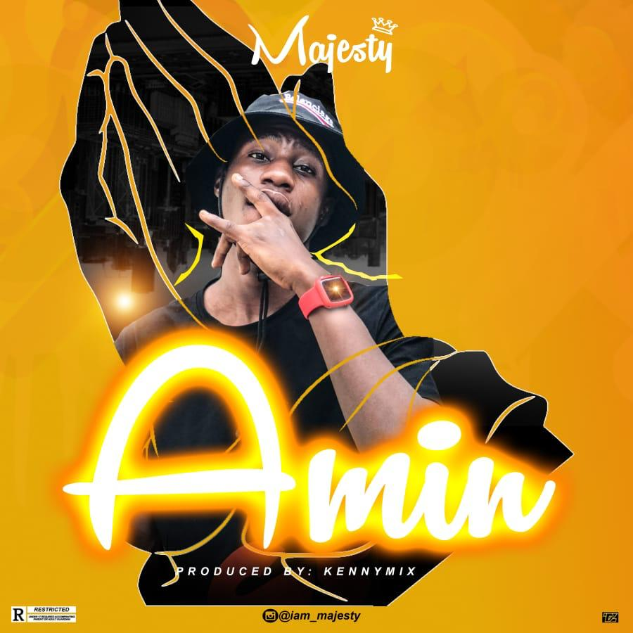 Majesty - Amin (Prod. by KennyMix)