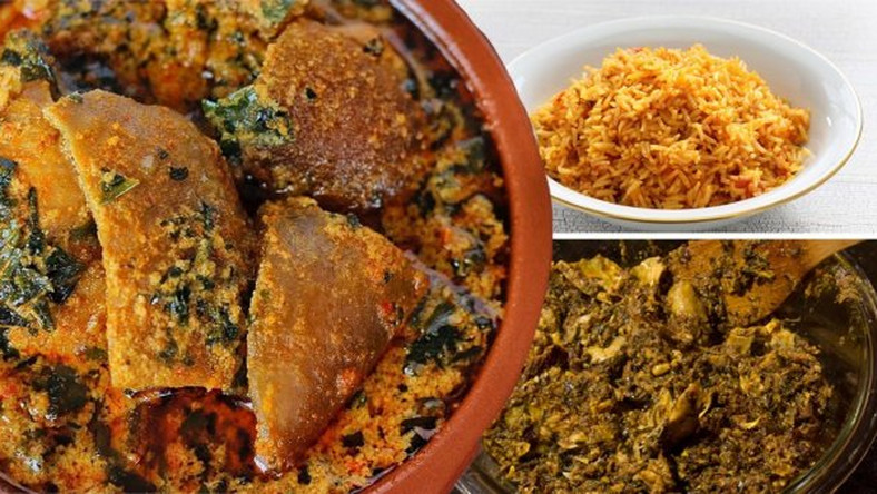 Get to know the top delicacies of these 5 Nigerian towns