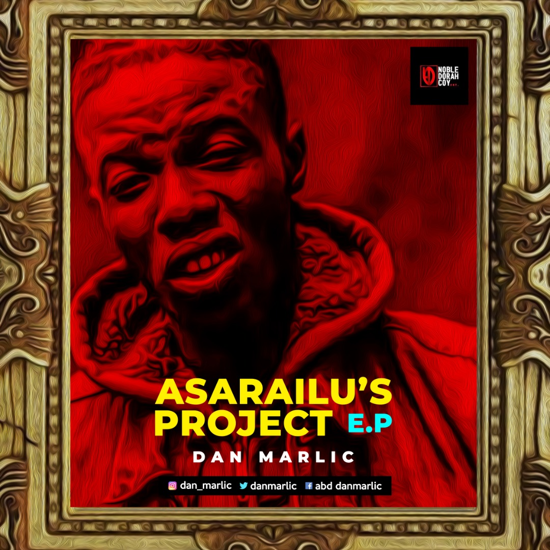 Dan marlic – Asarailu The Projects EP