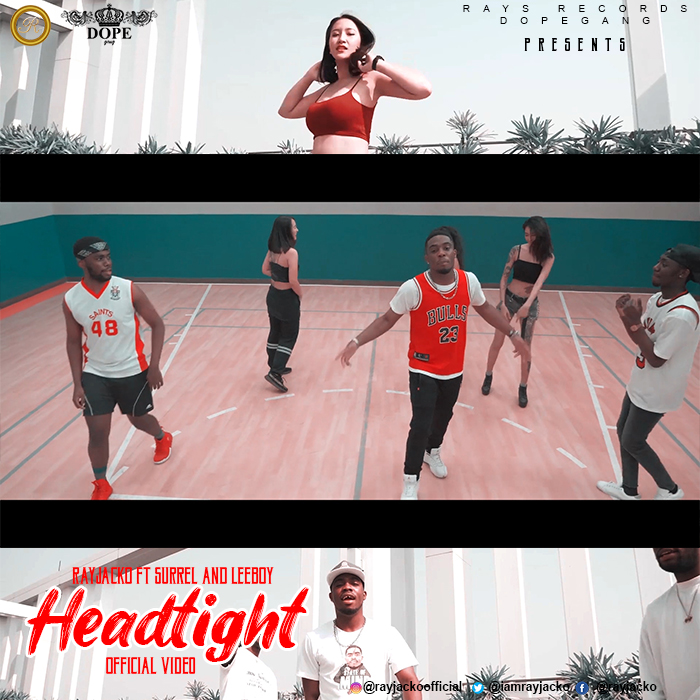 Rayjacko – Headtight feat. Surrel & LeEboy