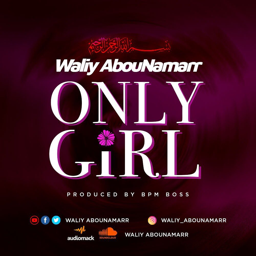 Waliy AbouNamarr announces new music out tomorrow 1st July