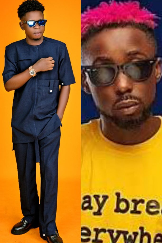 Meet Pidgin Rap God Snuzzy who Claims he's got more lines and Wordplays than Erigga (Photos)