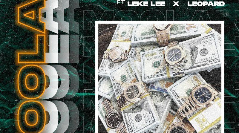 Blackdude - Moolah Ft. Leke Lee & Leopard