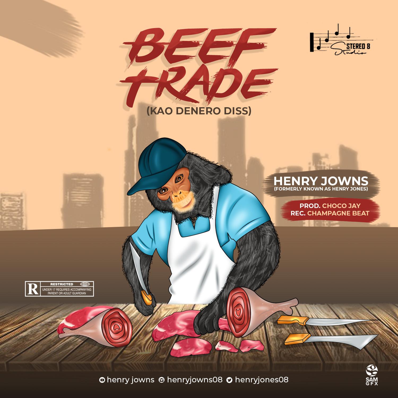 Henry Jowns – Beef Trade