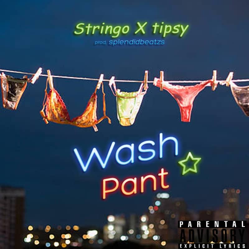 Stringo X Tipsy – Wash Pant