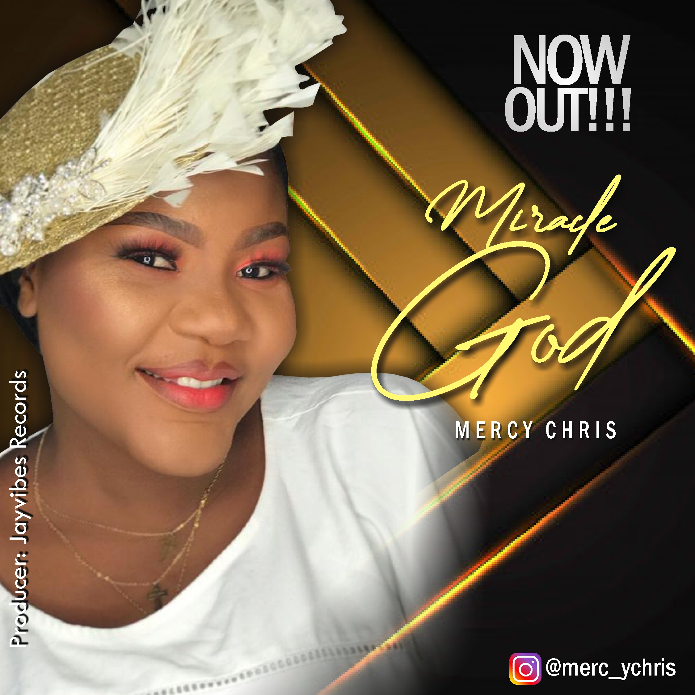 Mercy Chris – Miracle God