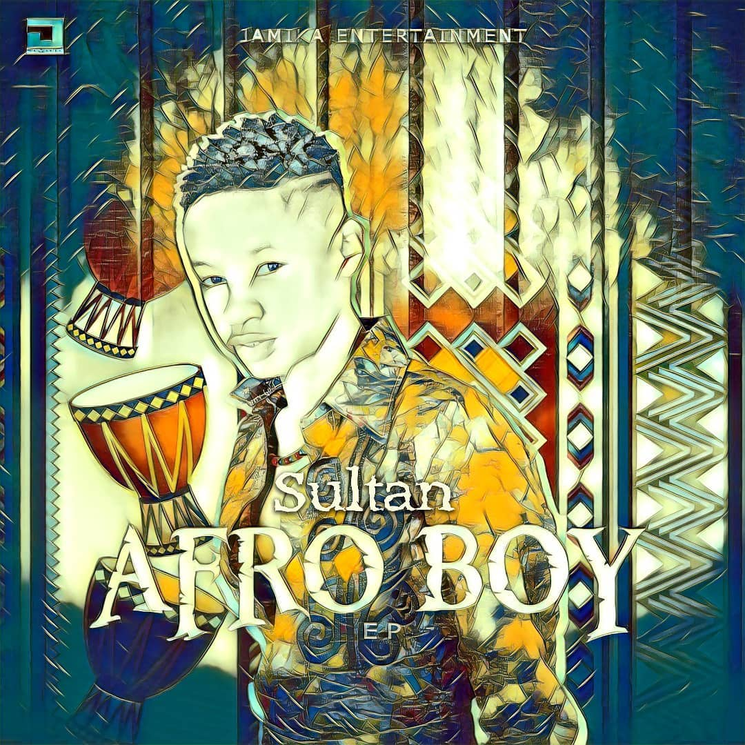 [Album Release] FINALLY OUT SULTAN'S 'AFROBOY' MUSIC ALBUM @sultan_afroboy @basebabaonline