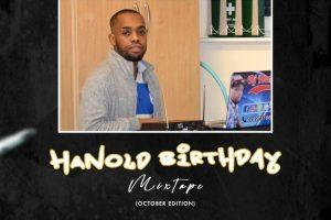 DJ Hanold – Hanold Birthday Mixtape