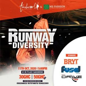 Tinah World Agency In Collaboration With MS Fashion Meets Runway – RunWay Diversity | (@__mackson)
