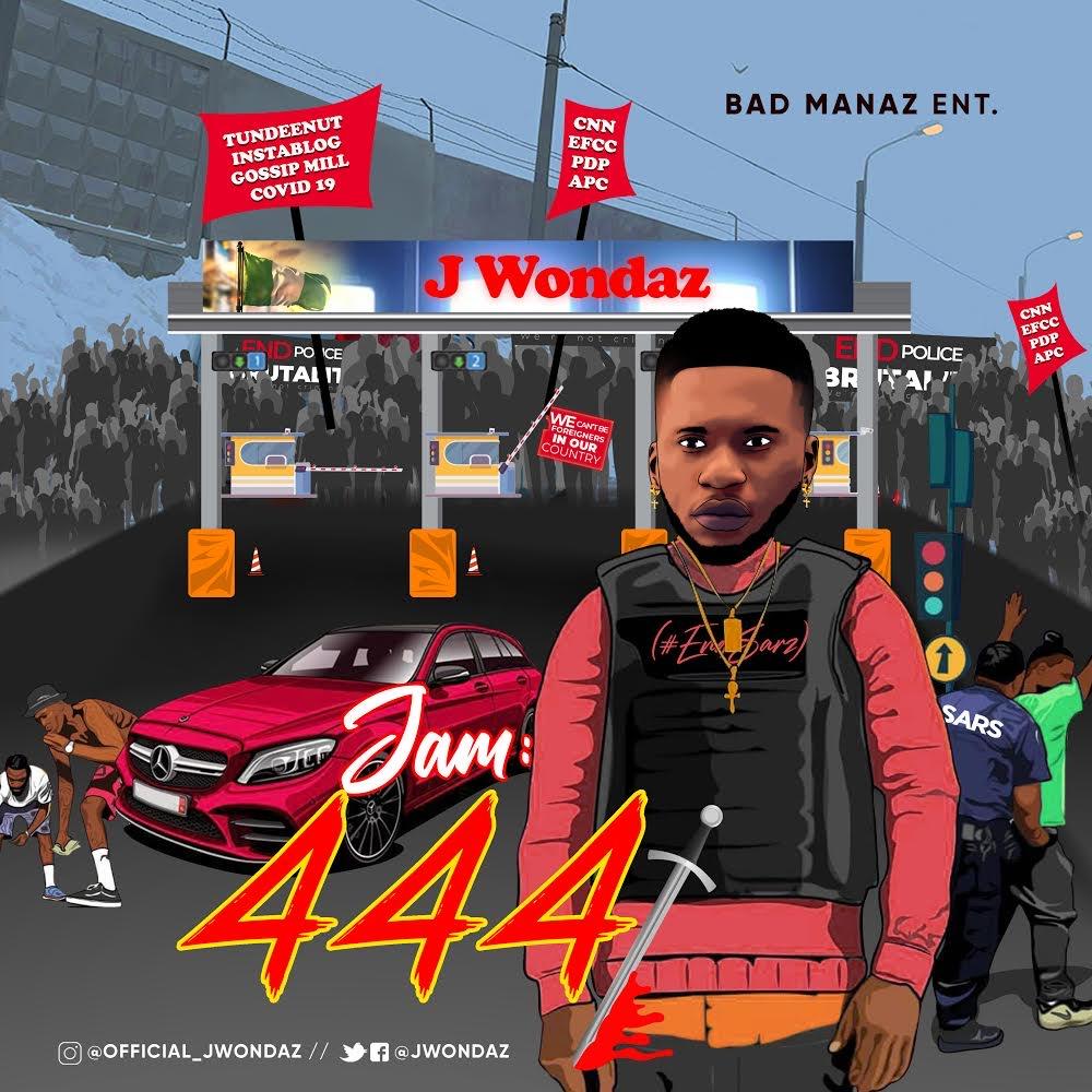 J-Wondaz – 444