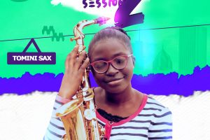 GOSPEL MUSIC: Tomini Sax- Praise Session