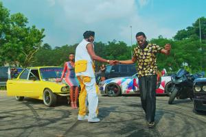 VIDEO: Cheekychizzy ft. D'Banj – Big Vibe