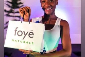 Miss Anyanwu Nneoma(The Miss Tourism Nigeria Youngest contestant) bags the first Ambassador deal with foyé Naturals