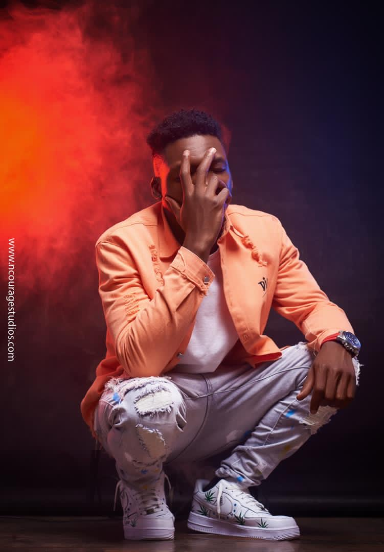 Rockboi Releases New Promo Pictures Ahead Of His New Single