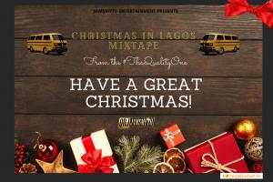 DJ JAMSMYTH – Christmas In Lagos Mixtape