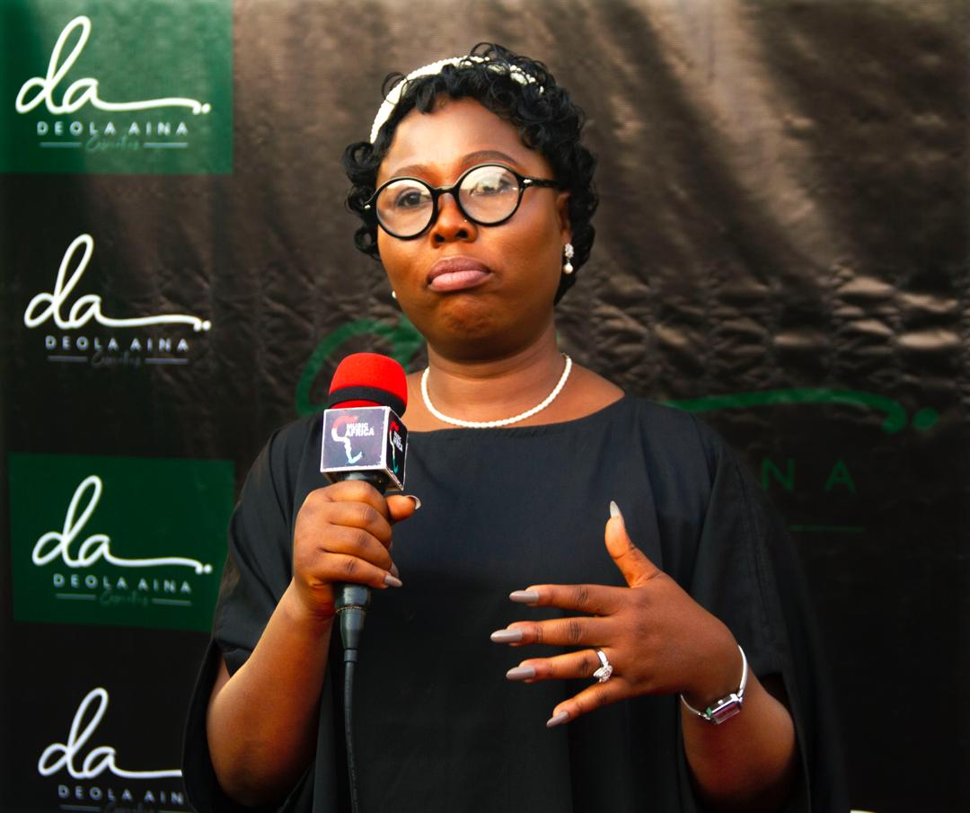 DEOLA AINA COSMETICS LAUNCHED IN GRAND STYLE