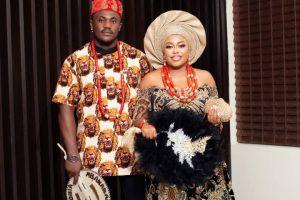 Celebrity Stylist KenEpisode1 Marries His Beautiful Partner Edima Pius
