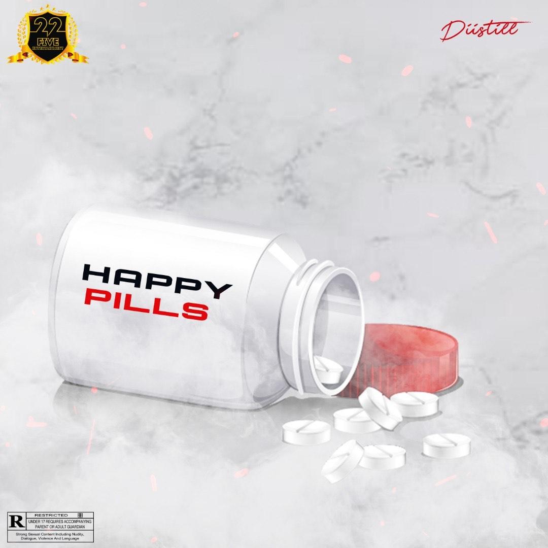 Diistill – Happy Pills