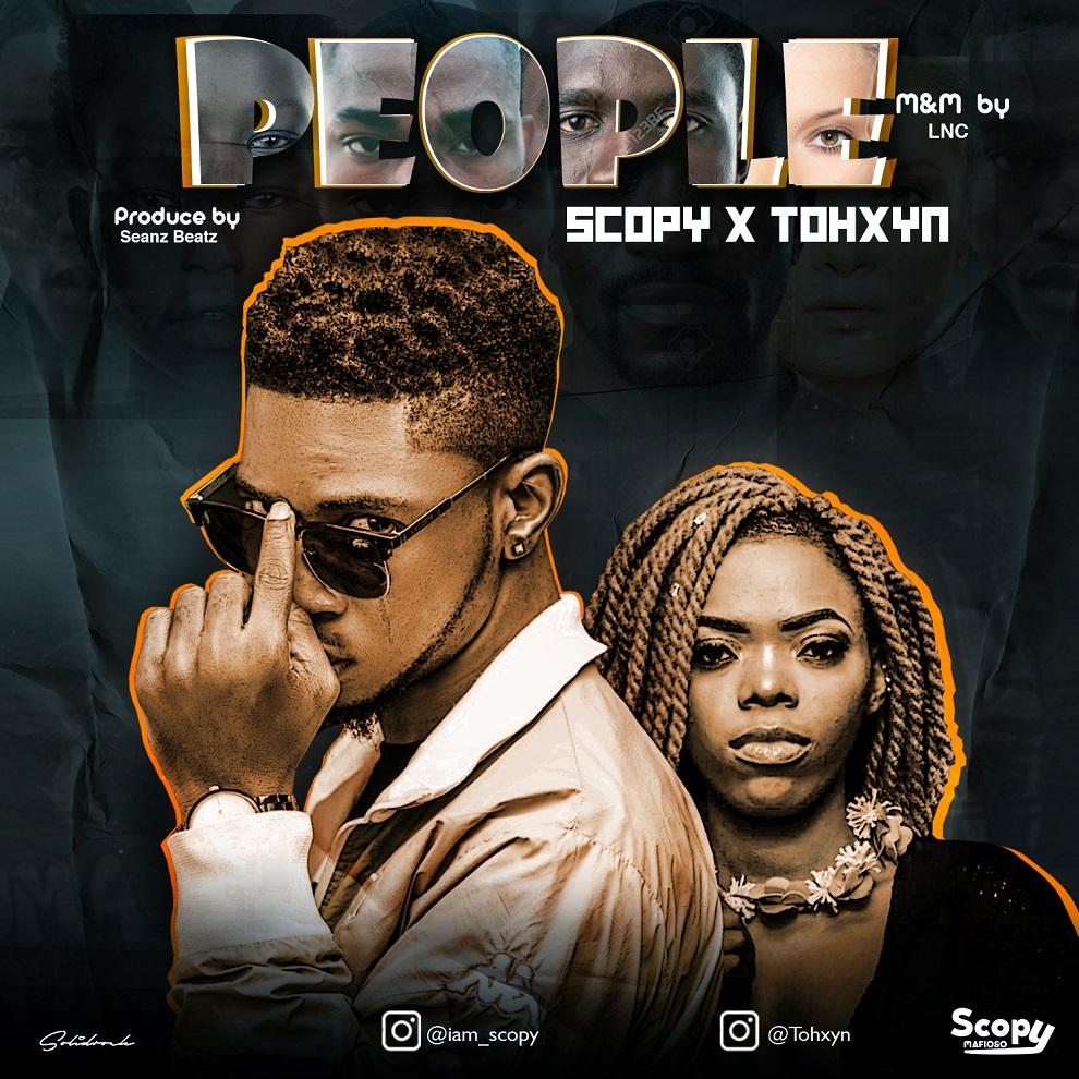 Scopy ft. Tohxyn – People