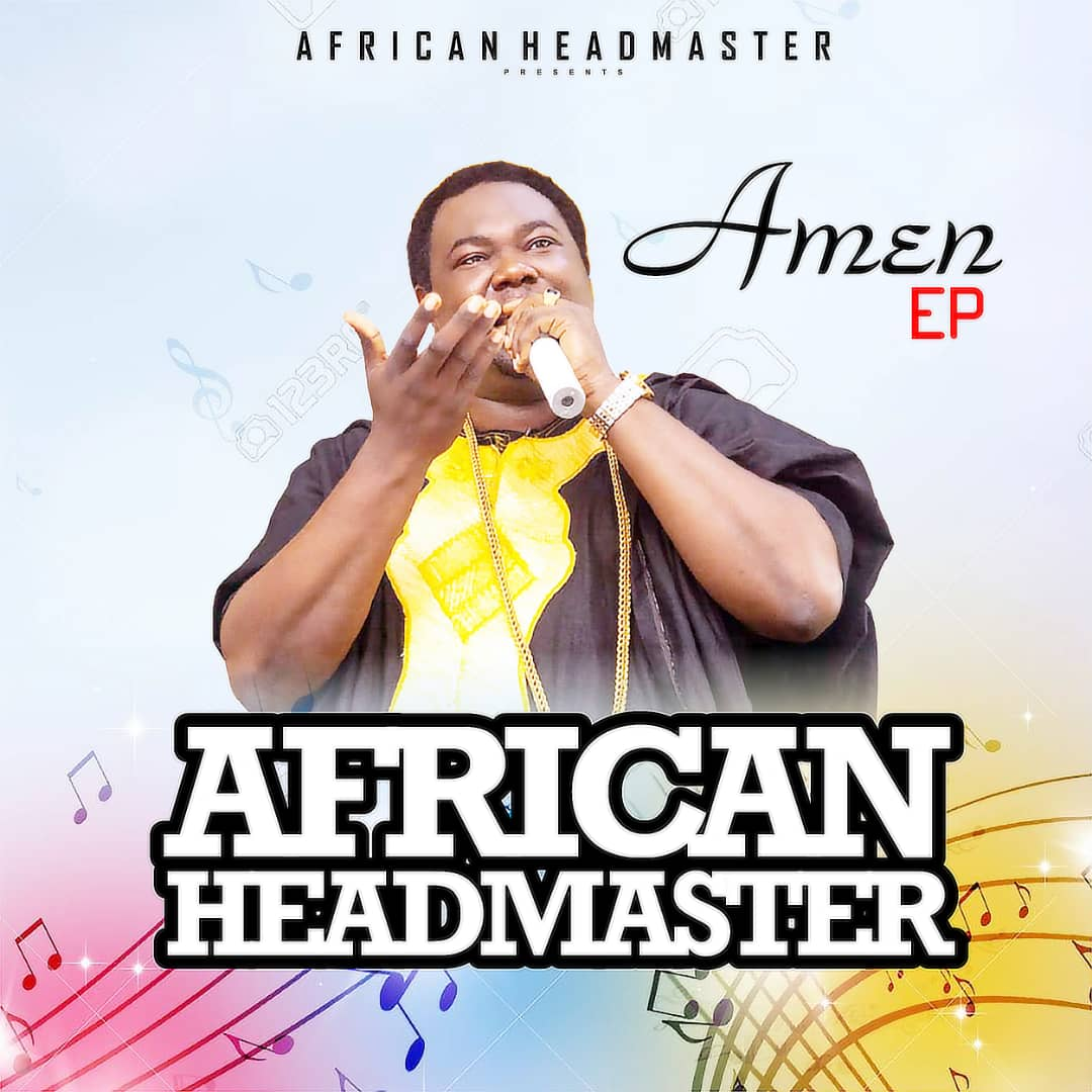 African Headmaster – Amen (EP)