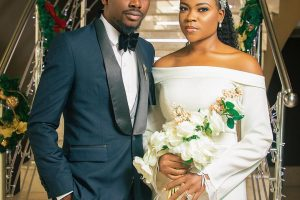 US-Based Afrobeats Star – MezziBanks Weds Popular TV Personality – Jennifer Austin [PHOTOS]