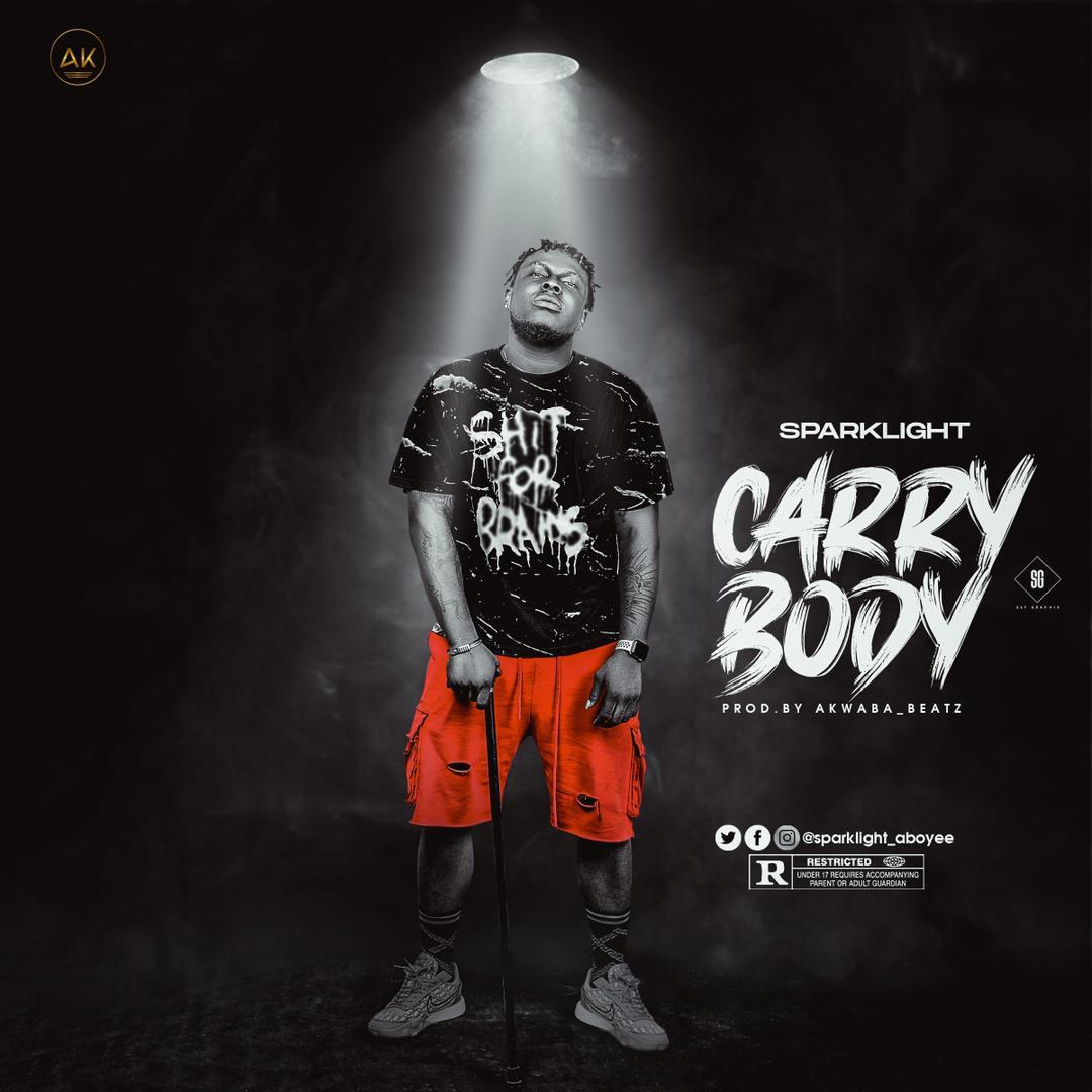 MUSIC: Sparklight – Carry Body